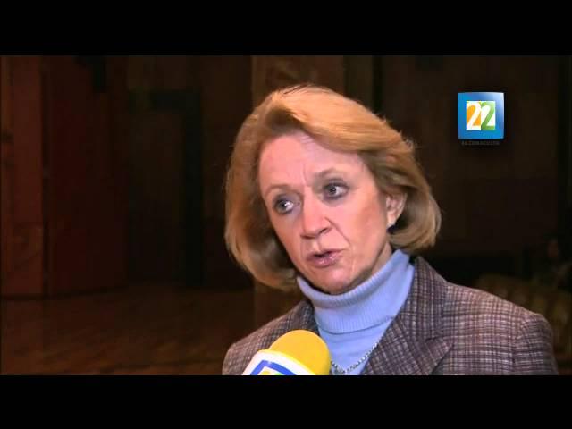 Louise Noelle Gras comenta sobre el homenaje a Carlos Mérida