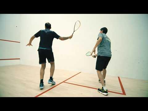Squash tips: Elite squash technique with Hadrian Stiff