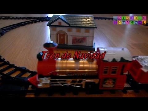Video Tren Navidad Arbolito Navideño download in MP3, 3GP, MP4, WEBM, AVI, FLV January 2017