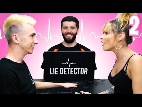 LIE DETECTOR TEST WITH MY GIRLFRIEND...(MY TURN)