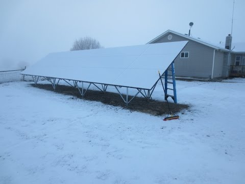 Solar Panel Ground and Roof Mount Pros & Cons