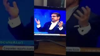 Lacava quedó en ridículo tras la pregunta de Vladimir Villegas acerca de los autobuses MIX