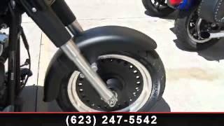 4. 2012 Harley-Davidson Softail Fat Boy Lo - FLSTFB - Arrowhea