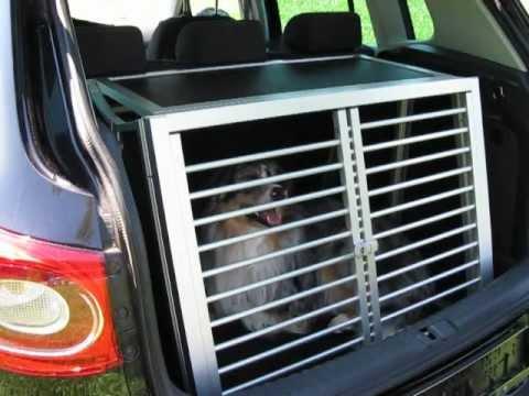 Hundetransportbox Klappi ..genial einfach ..einfach genial
