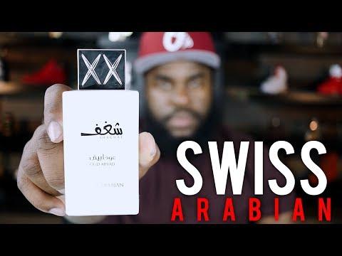 Beard oil - Swiss Arabian Shaghaf Oud Abyad EDP Fragrance Review