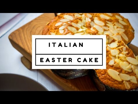 Italian Easter Cake: Easy and Traditional Recipe