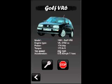 Video of Vroom Car Engines App