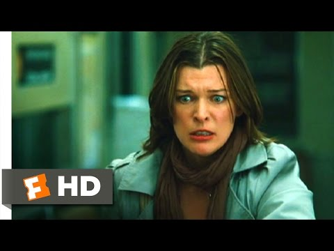 Faces in the Crowd (5/12) Movie CLIP - Escaping the Faceless Killer (2011) HD