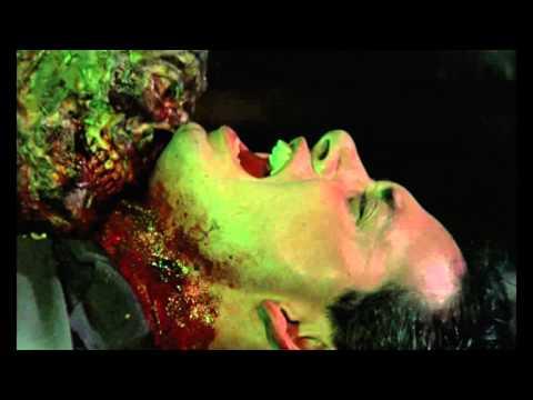 Zombie Flesh Eaters 2 aka Zombi 3 (1988) Flying Skull Scene
