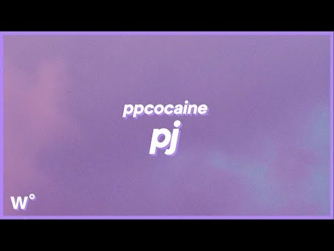 ppcocaine - PJ (Lyrics) ''Bitch, did you hear what the fuck I said? Shake some ass, ho''
