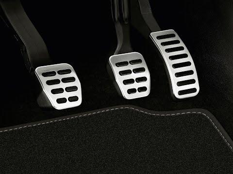 накладки на педали форд фокус 3 акпп