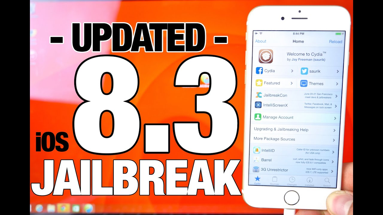 How To Jailbreak iOS 8.3 Untethered – UPDATED Taig 2.1.3 for iPhone, iPad & iPod