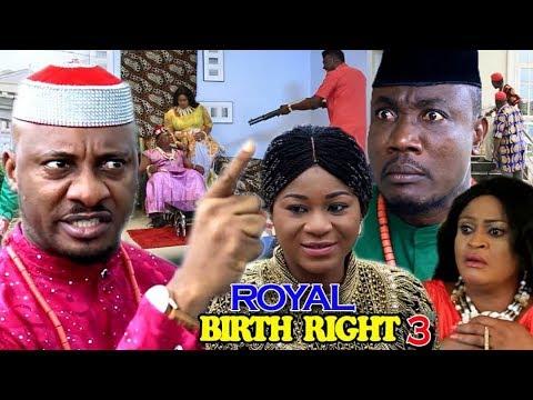 ROYAL BIRTH RIGHT SEASON 3 - (New Movie) 2018 Latest Nigerian Nollywood Movie Full HD | 1080p