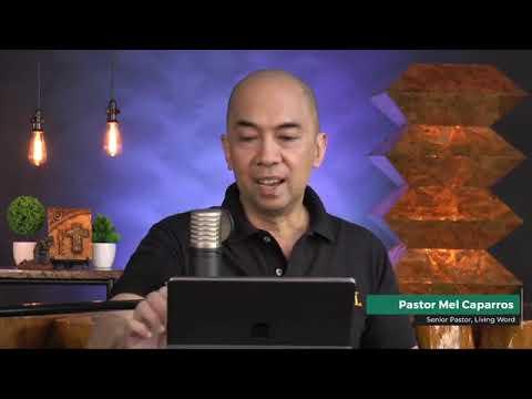 "A Call to Prayer Episode 24 with Pastor Carmelo ""Mel"" B. Caparros II"