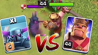 Video WHO IS STRONGER? 2!!!🔸MAX PEKKA vs. LVL 44 KING!!🔸 Clash of clans MP3, 3GP, MP4, WEBM, AVI, FLV Juli 2017