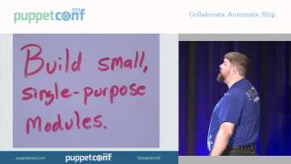 Getting Started With Puppet - PuppetConf 2013