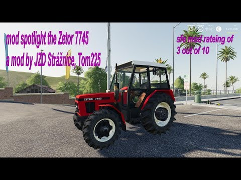 Zetor 7745 v1.0.0.0