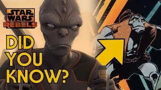 Video Did You Know: Star Wars Rebels Season 4 - Easter Eggs, Inspirations, Trivia, and More! MP3, 3GP, MP4, WEBM, AVI, FLV Juni 2018