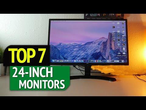TOP 7: Best 24 Inch monitors 2018
