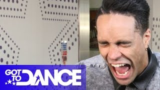 Ashley Banjo's Back! | Got To Dance 2014