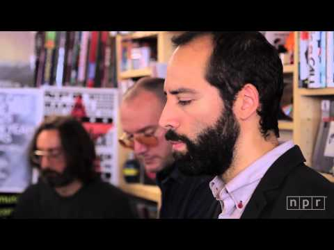 The National: NPR Music Tiny Desk Concert (видео)