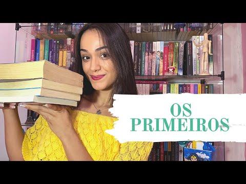 TAG DO PRIMEIRO LIVRO | Os Livros Livram