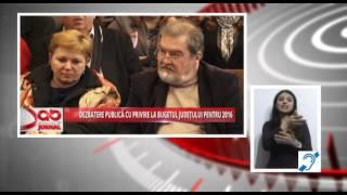 Jurnal mimico-gestual-Jurnalul Absolut TV in limbaj mimico-gestual