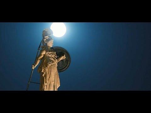 Im Zeitraffer und nachts: Liebeserklärung an Athen