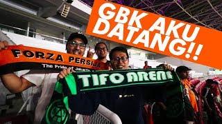 Video GBK Aku Datang! | Persija Jakarta vs JDT | Piala AFC 2018 | #AkuTurunStadium MP3, 3GP, MP4, WEBM, AVI, FLV Februari 2019