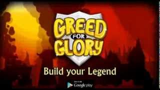 Greed for Glory: War Strategy YouTube video