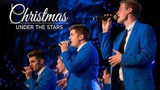 God Rest Ye Merry, Gentlemen | BYU Vocal Point | Christmas Under the Stars on BYUtv
