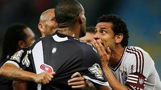 Curtam nossa página: http://www.facebook.com/LeandroSportsVideos Flu cede empate ao Vasco após gol de Fred, mas mantém...