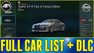 Nonton Forza 6 : Full Car List + DLC Cars!!! (VIP Pack, Fast And Furious Pack & More) Film Subtitle Indonesia Streaming Movie Download