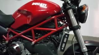 5. Ducati Monster S4R Testastretta