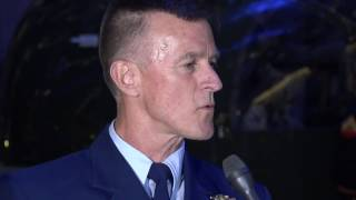 Adm. Paul Zukunft, the U.S. Coast Guard commandant, discusses the incoming Trump administration, priorities and the funding ...
