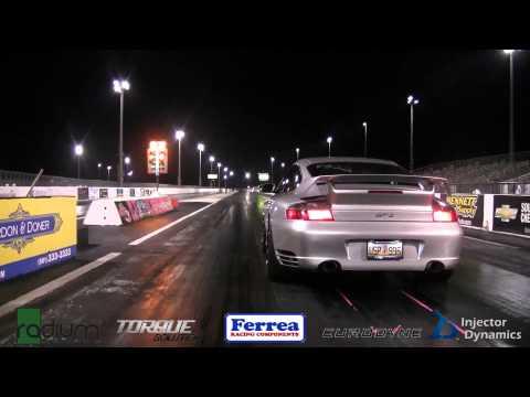 Porsche 996 GT2 Turbo 9.80 @ 148mph   USP Motorsports