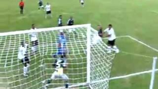 Gol Ronaldo - Corinthians x Palmeiras - 08/03/09