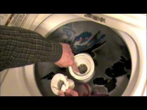 How to fix a Kenmore washing machine agitator