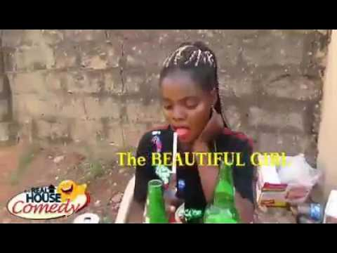 The Beautiful Girl (Real House Of Comedy) (Nigerian Comedy)