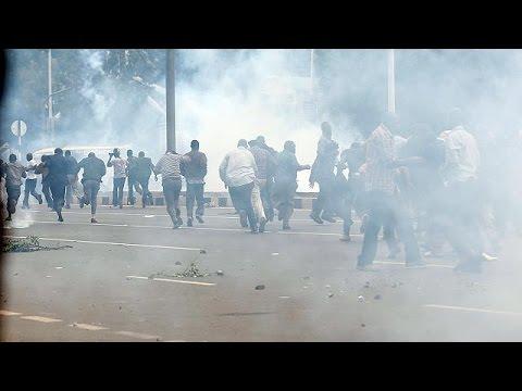 Κένυα: Επεισόδια στην διαδήλωση της αντιπολίτευσης για την εκλογική επιτροπή