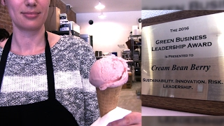 Scooping Up Green Business