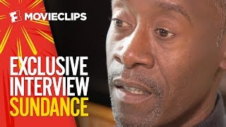 Nonton Don Cheadle  Miles Ahead  Sundance Interview  2016  Variety Film Subtitle Indonesia Streaming Movie Download