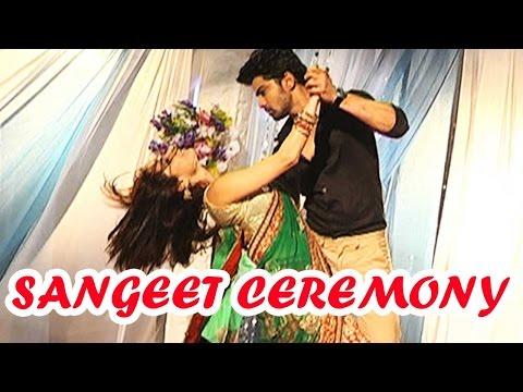 Samaira and Neil's dance performance