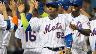 SNY Analyst Jim Duquette covers the breaking news that the New York Mets re-sign outfielder Yoenis Cespedes to a four-year, $110 million contract.