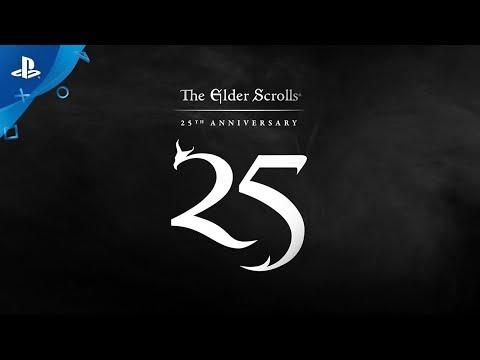 Elder Scrolls - Celebrate 25 Years | PS4 - Thời lượng: 10 phút.