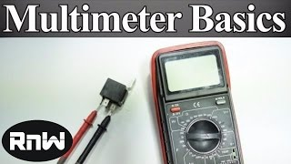 Video How to Use a Multimeter for Beginners - How to Measure Voltage, Resistance, Continuity and Amps MP3, 3GP, MP4, WEBM, AVI, FLV Agustus 2018