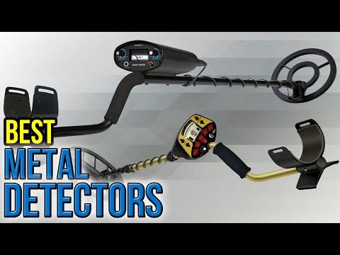10 Best Metal Detectors 2017