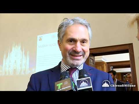 """13 dicembre 2018  """"Nuova luce per Milano"""" - intervista Valerio Camerano (A2A)"""