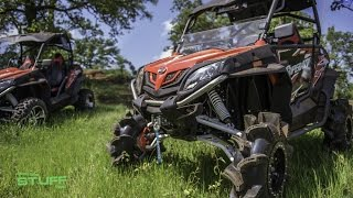 8. Super ATV Outfitted CFMOTO ZForce 800EX