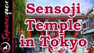 Asakura Japan  city pictures gallery : Sensoji Temple in Asakura Tour! - Video Japan Guide